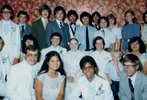 Gang at Sue and Bill wedding (2)