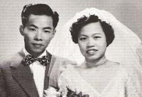 Chans Wai Yok (dad's sister) and Ah Fong Yee