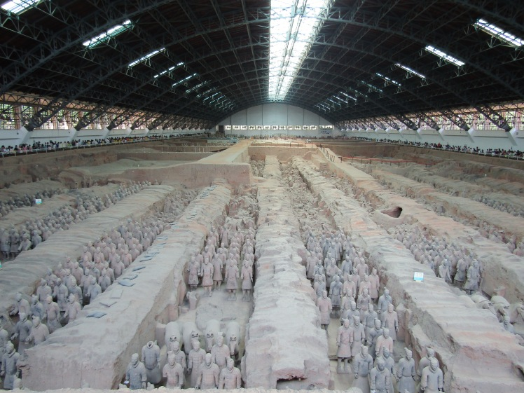 Xian terra cottas best emperor Qin 221 BC 2016-07-15 030