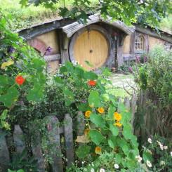 Hobbiton hobbit hole