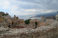 Taormina's beautiful amphiteater