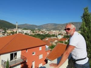 2018 Mostar Shangra-La Hotel views and Camil IMG_8389
