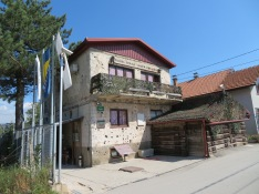 """This home, now a museum, was the end of the lifesaving """"tunnel of hope"""" built during the Sarajevo siege."""
