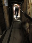 """The """"tunnel of hope"""" dug under the airport was a lifesaver during the Sarajevo siege."""