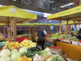 2018 Sarajevo Markale market, site of mortar attacks in 1994 and 1995, killing 100 civilians and injuring 200 IMG_9127