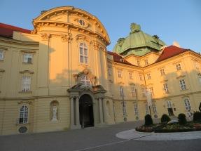 The 900-year-old Klosterneuburg Monastery by Vienna, Austria