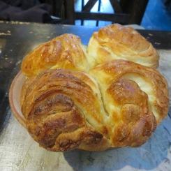 Sarajevo, Bosnia-Herzegovina: amazing bread at Dveri