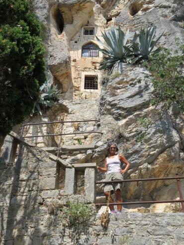 2018 Split Croatia Marjan hill hermitage caves at St. Jerome's IMG_5519