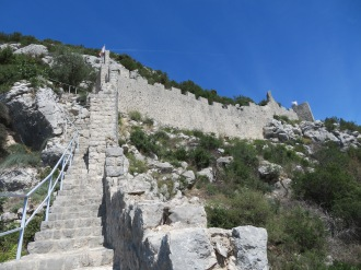 Ston, Croatia: European great wall that connected little and big Stons