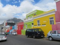 Bo Kaap Muslim area