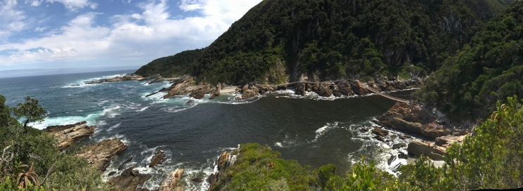 Tsitskamma park Storms River Mouth