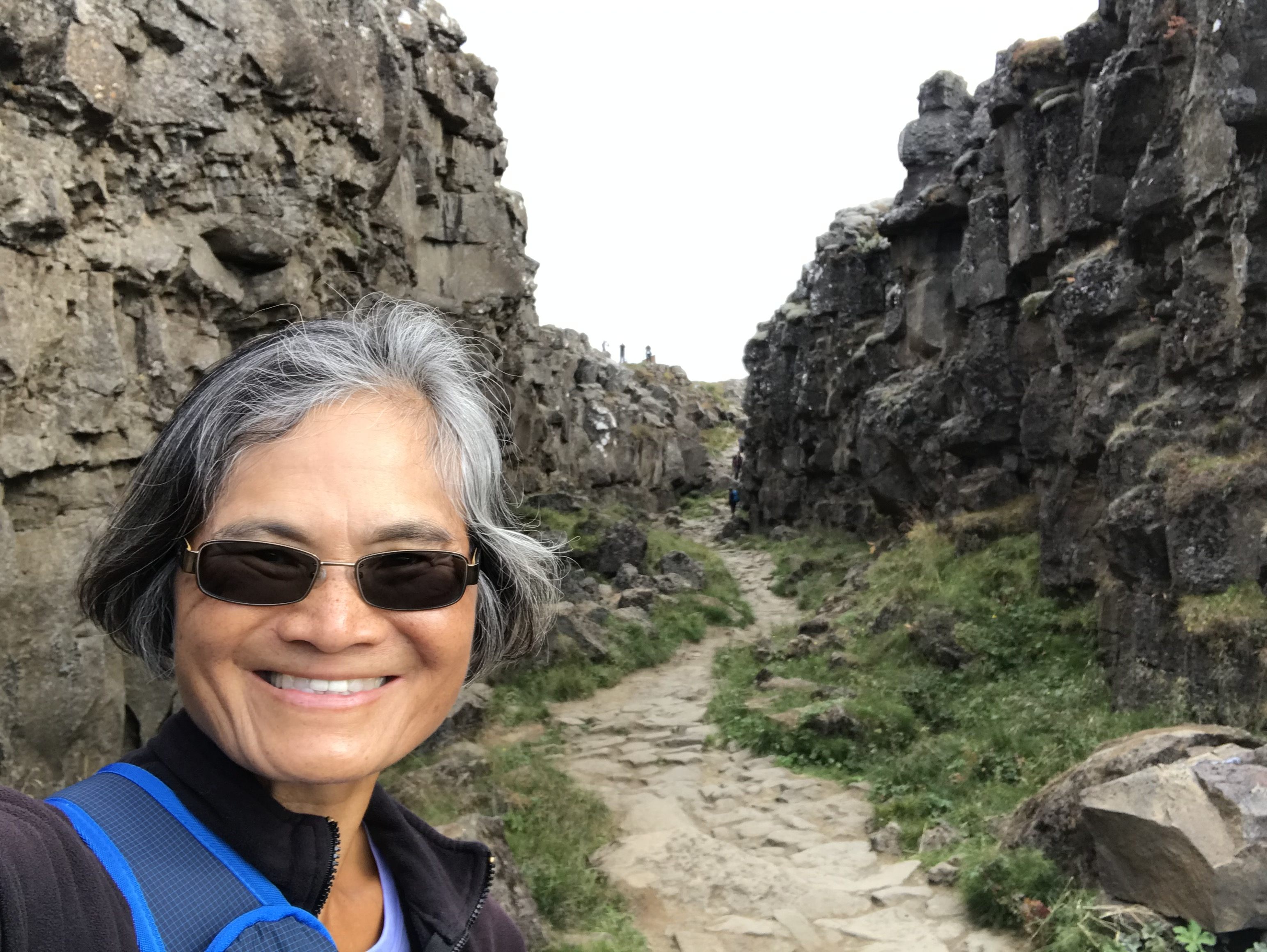 2019 Iceland Þingvellir with Eurasian and North American tectonic plates MM best IMG_8938