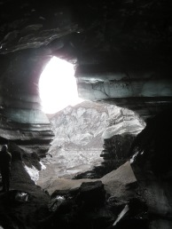 Katla ice cave Iceland