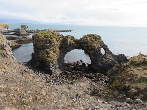 Snaefellsnes Peninsular Arnastapi