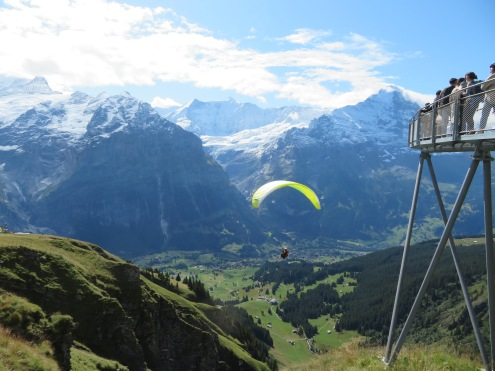 Grindelwald-First, Switzerland