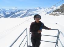Jungfraujoch to Monchsjoch, Switzerland