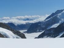 Jungfraujoch views, Switzerland