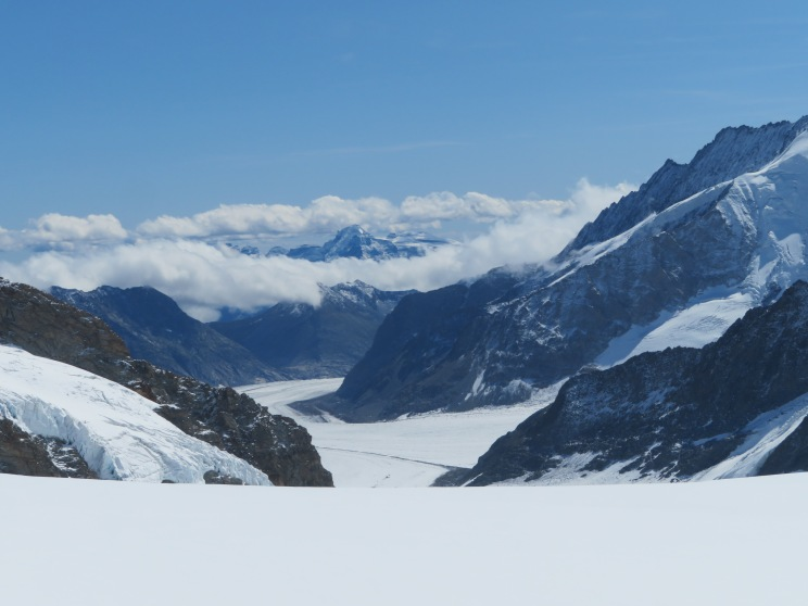 Jungfraujoch views, Switzerland